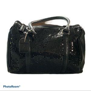 Lancôme black cosmetics / beauty bag like new